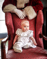 Custom Santa Sessions at Bulloch Hall